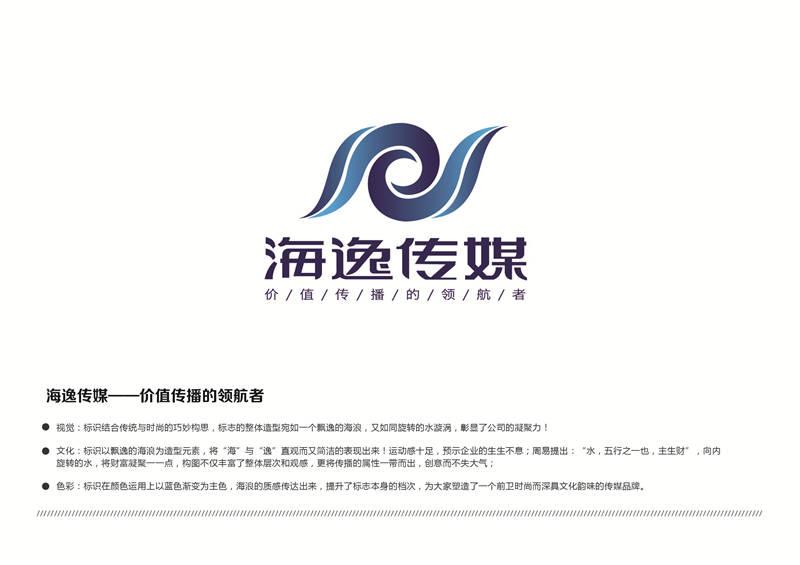 A类标志设计 海逸传媒  崔京涛   青岛黄海学院
